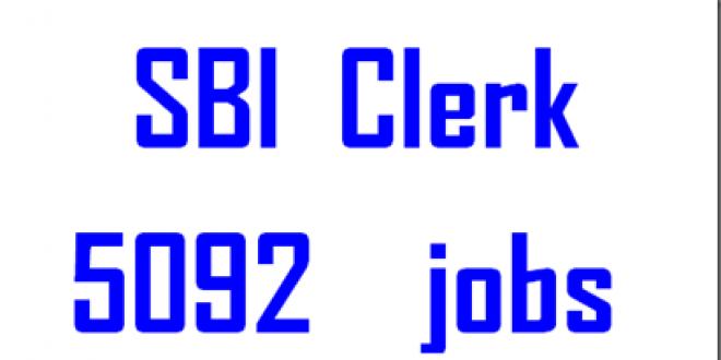 sbi clerk online form date 2014