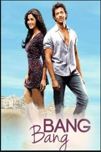 bang bang, bang bang trailer, bang bang official teaser, bang bang teaser, hrithik roshan (film actor), katrina kaif, hrithik katrina kiss, bang bang full mo,entertainment,trailers