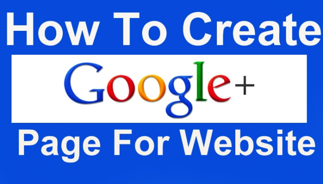 How you can create google page for your website trendy for Websites you can draw on